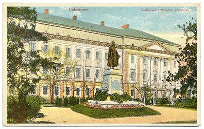 Debrecen, Kollégium