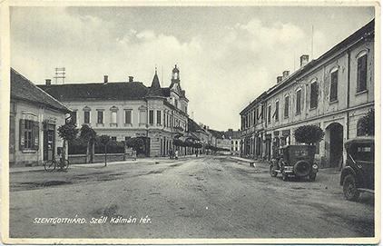 Szentgotthárd, Széll Kálmán tér