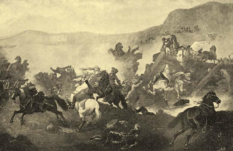 A szentgotthárdi csata